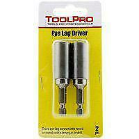 TOOLPRO TP05032 Eye Lag Driver, 2 Pack