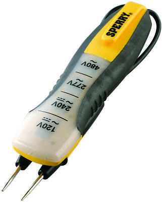 GB ET6204 Voltage Tester, LED Display, Yellow