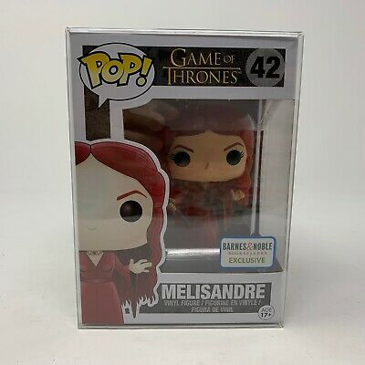 FUNKO POP! Game of Thrones #42 Translucent Melisandre B&N Excl w/Pop Protector