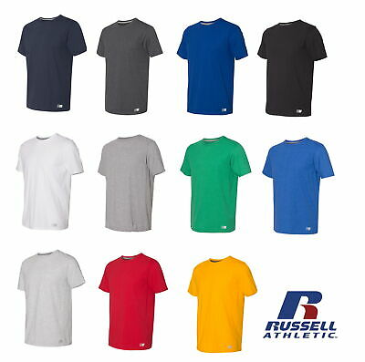 Russell Athletic Essential 60/40 Performance Short Sleeve T-Shirt - 64STTM