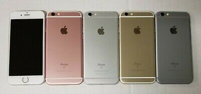 Apple Iphone 6S AT&T Cricket T-Mobile Unlocked IOS Smartphone All Colors