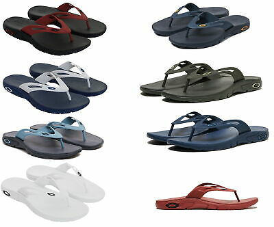 Oakley Mens Ellipse Flip Flop Comfort Durable Sandals New 2020 Pick Color & Size