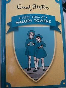 First Term at Malory Towers (Enid Blyton's Malor... | Book | condition very good