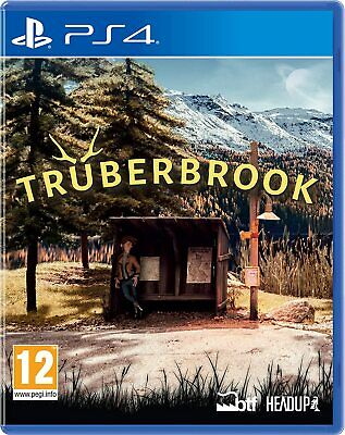 Truberbrook Trüberbrook PS4 NEW DISPATCHING TODAY ALL ORDERS BY 2 P.M.