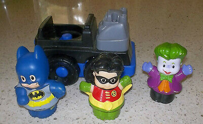 Fisher Price Little People - Batman collection