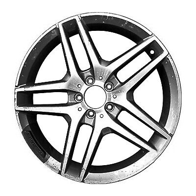 85348 OEM Reconditioned Aluminum FRONT Wheel 19x8.5 Machined w/Silver