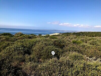 For Sale Build A House  Stand 18 - Nautilus Bay Private Nature Reserve W.Cape SA
