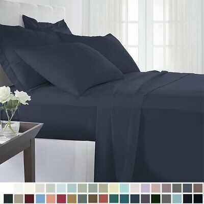 1000TC Microfibre Single/KS/Double/Queen/King/SK Size Bed Quilt/Duvet Cover Set