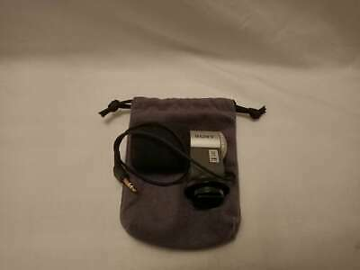 Sony camcorder stereo microphone  (ECM-MSD1)  with case E-media