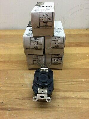 Leviton 2770 Electrical Outlet