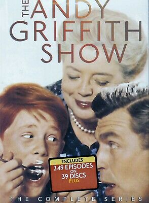 The Andy Griffith Show: The Complete Series  DVD  Box Set New Free Shipping