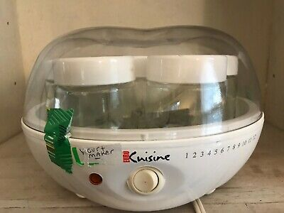 Euro Cuisine Yogurt Maker Model YM80