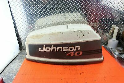 Johnson 40Hp Outboard Cowl