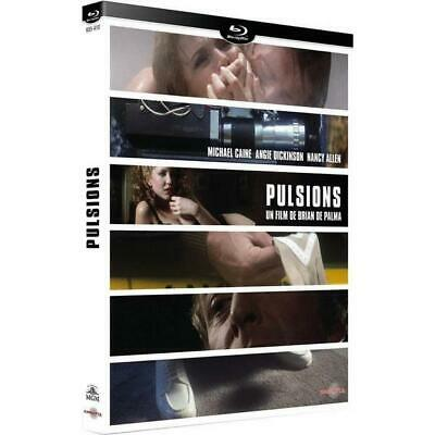 Blu-ray Pulsions [Blu-ray] - Michael Caine, Angie Dickinson, Nancy Allen, Keith