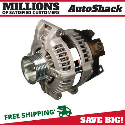 Auto Shack A104127 Alternator 110 AMP High Output