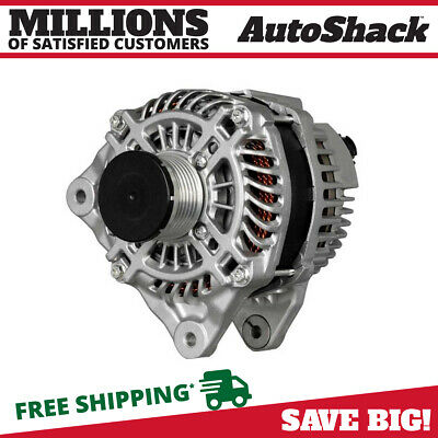 Auto Shack A21208 Alternator 110 AMP High Output