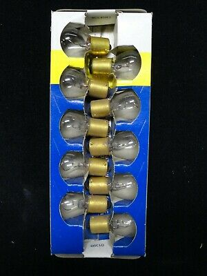 General Electric - Miniature Lamps - Lot Of 10 - Part Number 2232 - New In Box
