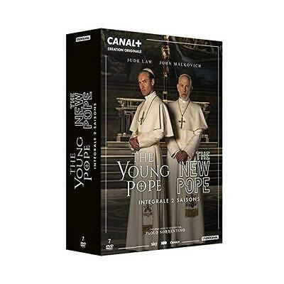 DVD Neuf - Coffret The Young Pope + The New Pope