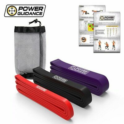 Fitness Rubber Pull Up Resistance Bands Power latex Band Loop