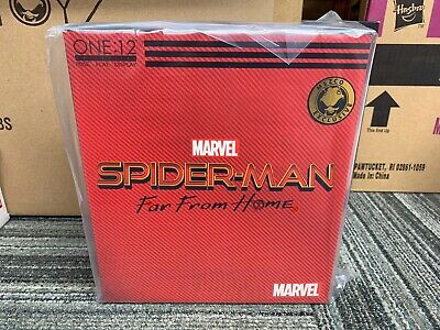 Mezco One:12 SPIDER MAN far from home exclusive IN STOCK AND SHIPPING