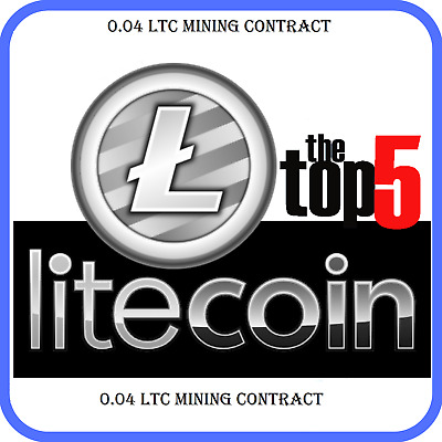 Mining Contract 6 Hours (Litecoin) Processing Speed (MH/s) 0.04 LTC