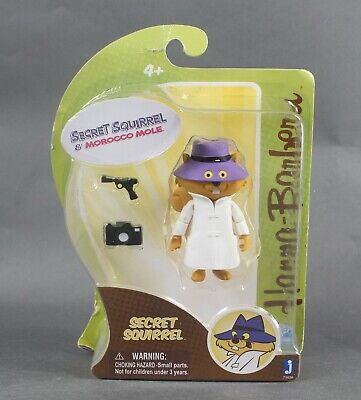 Jazwares Hanna-Barbera Secret Squirrel Action Figure 1043V