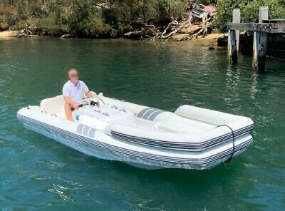 Castoldi Jet Tender Boat White 15ft