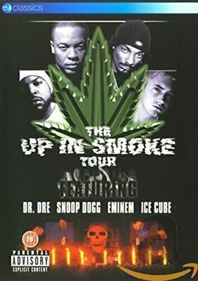 The Up In Smoke Tour DVD New & Sealed