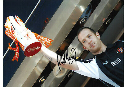 Charlie Adam Blackpool Signed 16 x 12 inch authentic football photograph SS702