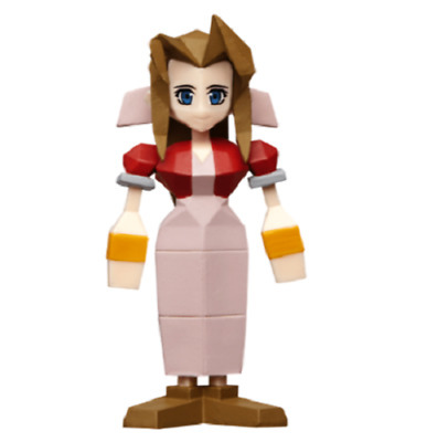 Square Enix FINAL FANTASY VII 7 REMAKE Memorial Kuji G Mini Figure Aerith JAPAN