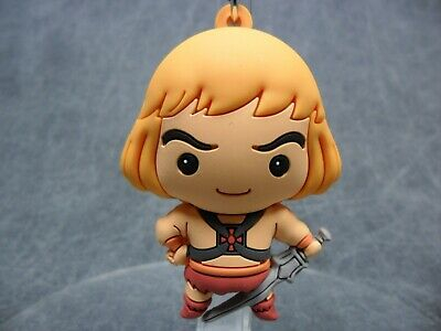 Masters of the Universe * He-Man Figural Clip * Blind Bag Keychain Key Chain
