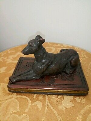 Dog Statue Whippet ?