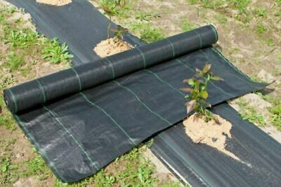 Extra Heavyduty Garden Weed Control Fabric Ground Cover Membrane Sheet Landscape