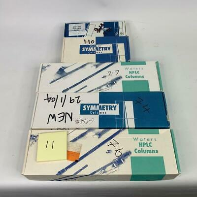Waters HPLC Columns 5x Used Symmetry & Spherisorb WAT054275 PSS830612 WAT066220