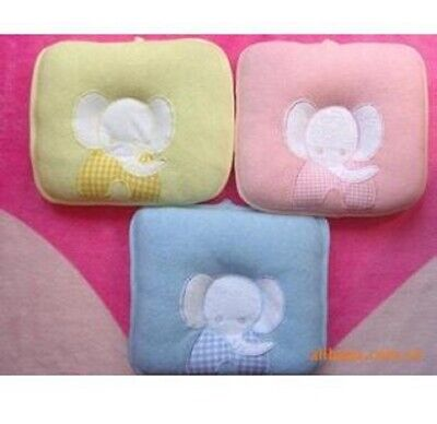 1 X Baby Infant Toddler Elephant Shape Sleeping Support Pillow Prevent Flat Head