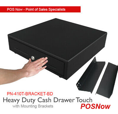Heavy Duty Cash Drawer Touch! Manual & Mounting Bracket Combo