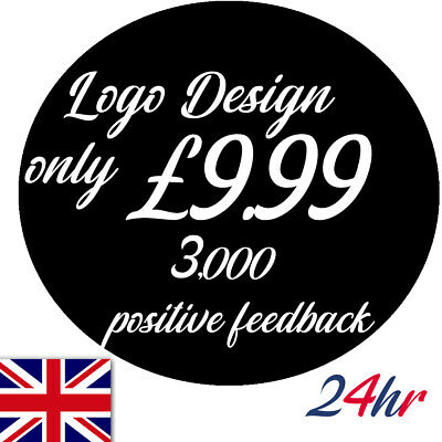 Professional LOGO Design 24 Hours Service Free Revision PNG JPEG Custom Business