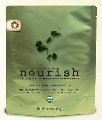 Pediatric Oral Supplement Nourish Vegetable/Rice Flavor 12 oz. Pouch Ready to