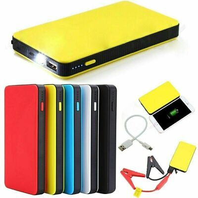20000mAh 12V Car Jump Starter Pack Booster Battery Charger USB Power Bank&Mini