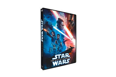 Star Wars The Rise of Skywalker (DVD 2019) NEW Factory Sealed Ships