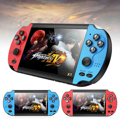 8GB Handheld PSP Console Player Built-in 10000Games 4.3'' Portable Consoles UK!