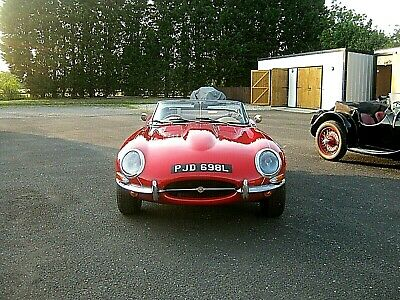 jaguar e type replica, please read main advert carefully. thankyou.