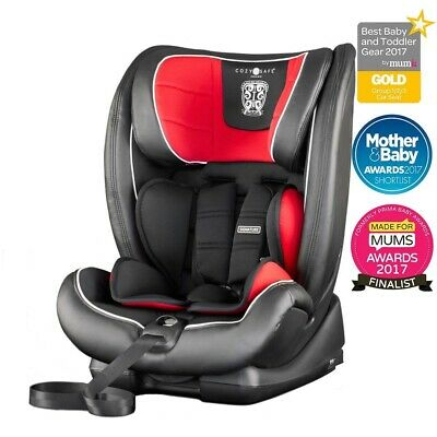 cozy n safe excalibur, Colour Red And Black