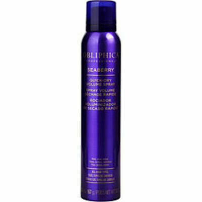 Obliphica Seaberry Quick-dry Volume Spray All Hair Types 5.7 Oz For Anyone