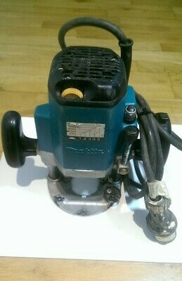 """Makita 3612C Router: 1/2"""" Collet - 110V"""