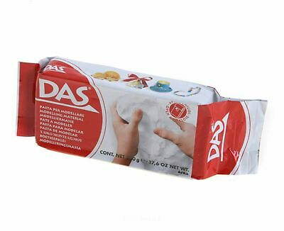 DAS Air Drying Modelling Clay White  500g