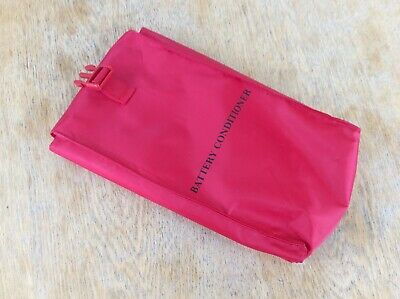Ferrari POUCH storage bag for Battery Conditioner Charger (ref7)
