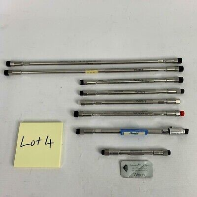 Waters HPLC Columns 8x Used Symmetry NovaPak µBondapak Abantis