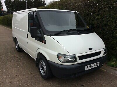 Ford transit swb diesel 2000 cc very low miles 55000 1 former keeper