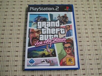 Grand Theft Auto Vice City Stories (GTA) für Playstation 2 PS2 PS 2 *OVP*